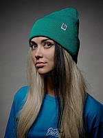Шапка - Urbanplanet  - Classic Green (Зимняя/Зимова шапка)