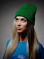 Шапка - Urbanplanet  - Classic Green1 (Зимняя/Зимова шапка)