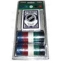 Покерный набор 48P+B