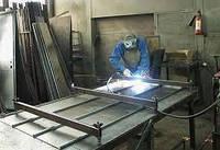 Изготовление каркасных металлоконструкций