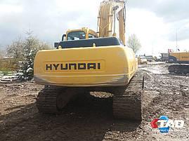 Гусеничний екскаватор Hyundai Robex 210LC-3 (2003 р), фото 2