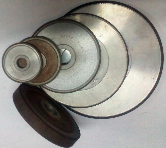 Алмазные круги для заточки ПП прямого профиля