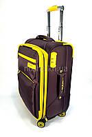 Большой дорожный чемодан 100л Tree Birds на четырех колесах