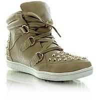 11-13 Бежевые женские кроссовки с шипами F26816 39,36