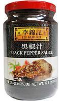 Соус Black Pepper Lee Kum Kee 350г (черный перец)