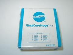 Турбинные алмазные инструменты gingi curettage kit