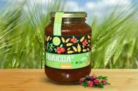 Полисол с клюквой,100% натуральный продукт из пророщенных зерен,480мл