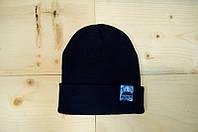 Шапка - Outfits - Classic Tag Navy (Зимняя\Зимова шапка)