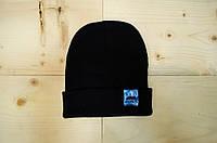 Шапка - Outfits - Classic Tag Black Mountain (Зимняя\Зимова шапка)