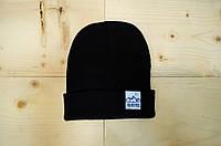 Шапка - Outfits - Classic Tag Black White (Зимняя\Зимова шапка)