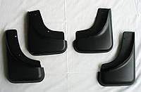 Audi A4 B8 2009+ брызговики колесных арок ASP передние и задние полиуретановые