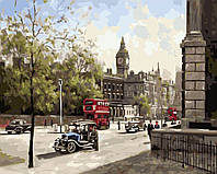 Картина по номерам BK-GX21172 Лондонский полдень (40 х 50 см)