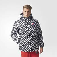 Мужская утепленная куртка adidas Graphic BR9321