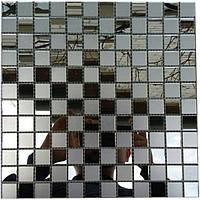 Мозаика Vivacer Зеркало Zmix-06 30.4x30.4/2.5x2.5
