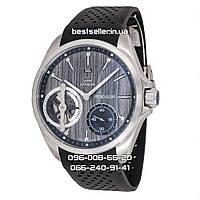 Часы TAG Heuer Grand Carrera Pendulum Tourbillon Silver/Grey. Класс: AAA., фото 1