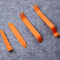 Инструмент для аккуратной разборки салона авто, Пластиковые съемники снятие обшивки