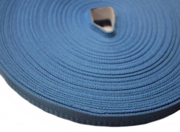 Тесьма брючная голубая (1,5 см., 50 м., Украина), фото 2