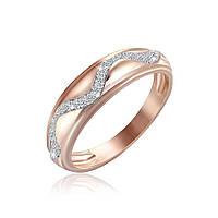 """Серебряное кольцо в стиле """"Tiffany"""" КК3Ф/195"""