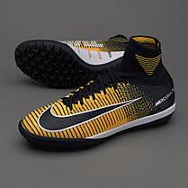 Сороконожки Nike MercurialX Proximo II DF TF 831977-801 (Оригинал), фото 2