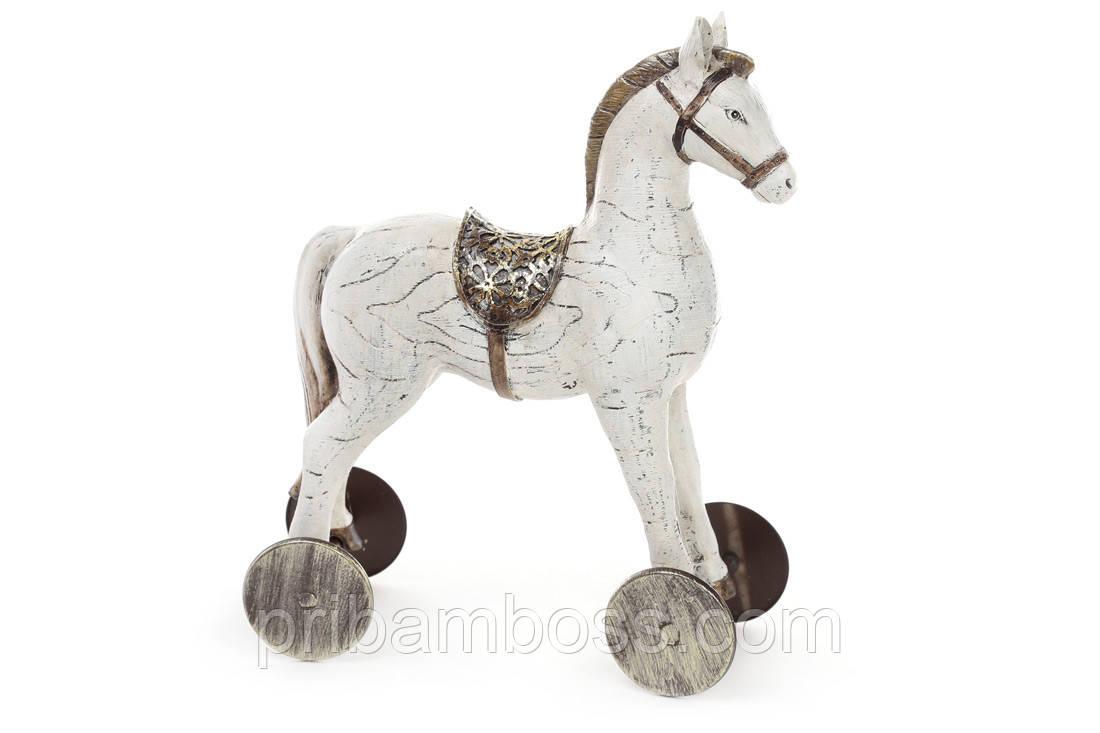 Декоративная статуэтка Лошадка 28см