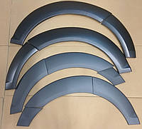 Расширители колесных арок Ауди Q7 2010+