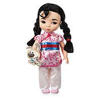Кукла аниматор Мулан (Disney Animators Collection Mulan Doll ), Disney