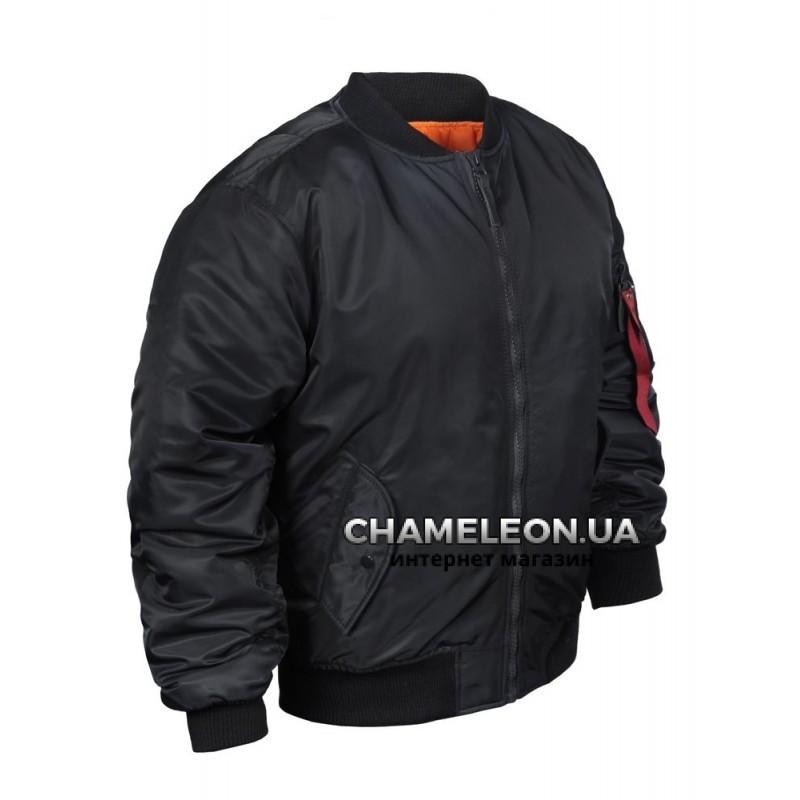 Куртка MA-1 Black