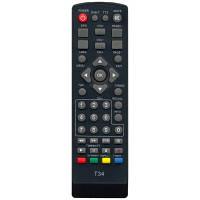 ✅Пульт для ресивера WORLD VISION T34 (DVB-T2)