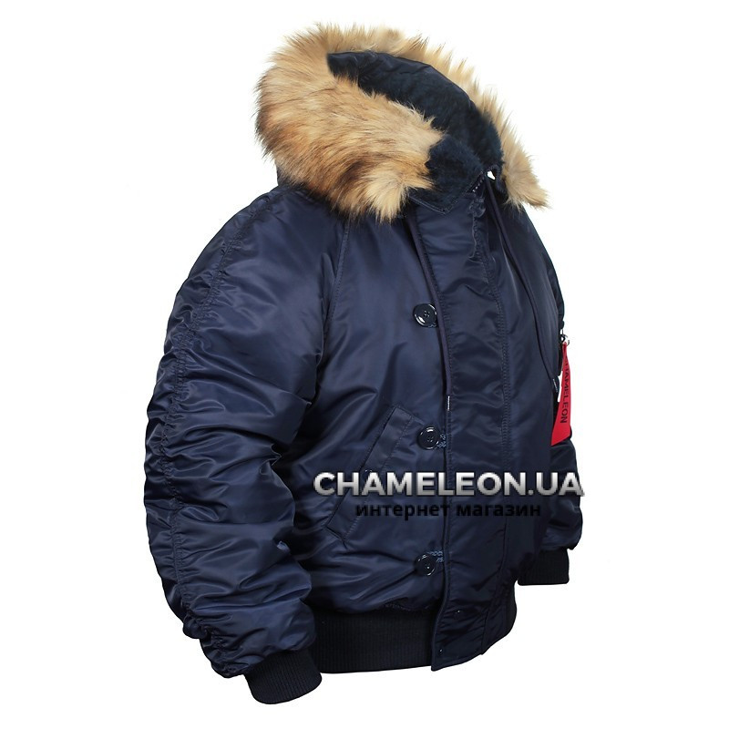 Куртка зимняя n-2b Blue