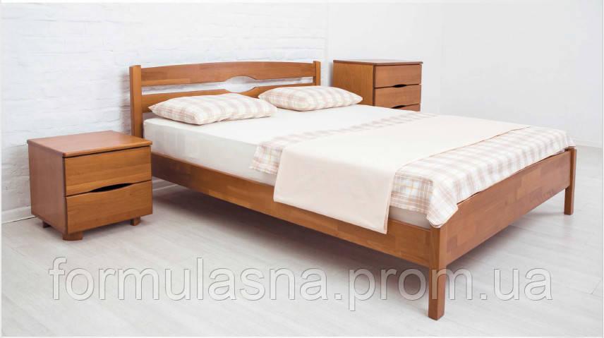 Кровать деревянная Лика Люкс Олимп 160х200