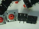 Кнопка тактовая ALPS 12x12x7.3mm (типа OMRON B3F) для DMX пультов, фото 5