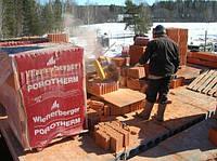 Керамические блоки Porotherm продажа по Украине