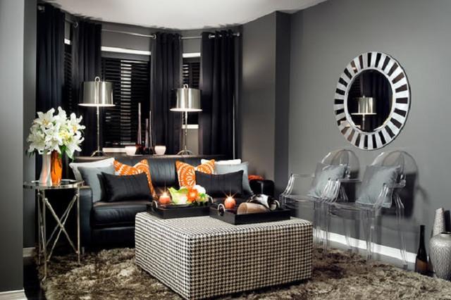 20 оригинальных идей по обустройству небольшой гостиной комнаты в современном стиле