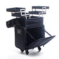 Профессиональный бьюти-кейс на колёсах Beauties Factory Makeup Box, фото 1