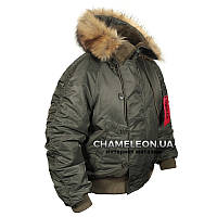 Куртка зимняя n-2b Olive
