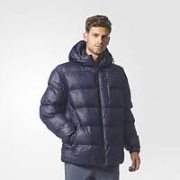 Мужская зимняя куртка adidas Trefoil Logo BR4782