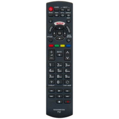 ✅Пульт для телевизора PANASONIC N2QAYB001009 (N2QAYB001001)