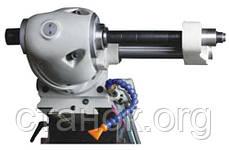 FDB Maschinen UF 100 широкоуниверсальный консольный горизонтально-вертикально-фрезерный станок по металлу фдб, фото 3