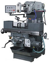 FDB Maschinen UF 100 широкоуниверсальный консольный горизонтально-вертикально-фрезерный станок по металлу фдб, фото 2