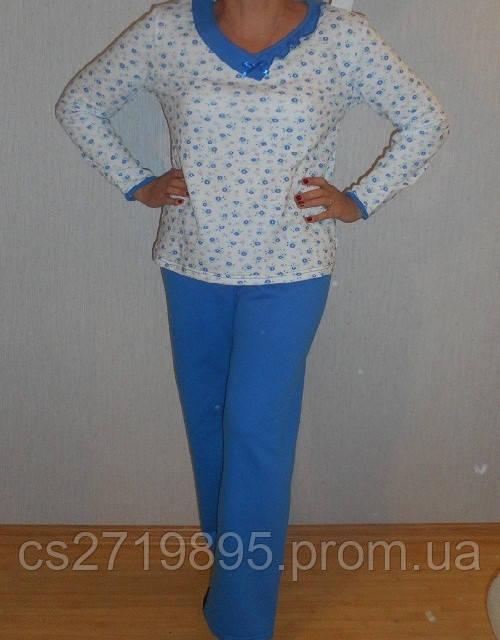 Пижама женская 5-139н РОЗА начес 44-48 р САВАННА