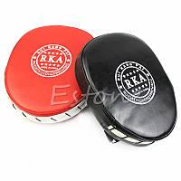 Лапа боксерская для отработки ударов (черная)