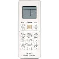 ✅Универсальный пульт для кондиционера QUNDA KT-9018E