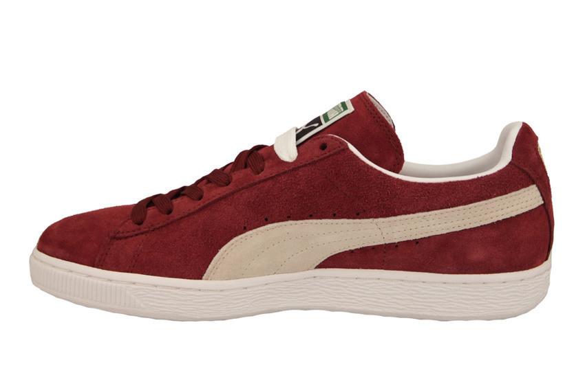 133895a7e48e Мужские кроссовки Puma Suede Classic + (Артикул  352634-75), цена 1 ...