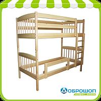 Двухъярусная кровать-трансформер Анкона