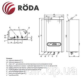 Котел электрический Roda Strom SL 08, фото 2