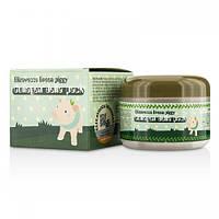 Коллагеновая маска для лица Elizavecca Green Piggy Collagen Jella Pack