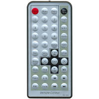✅Пульт для автомобильного TV/DVD SUPER KR-16A (KR-16, KR-13, KR-09)