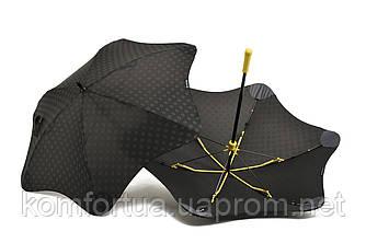 Зонт-трость Blunt Mini+ Yellow механический
