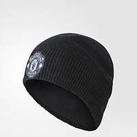 Adidas MUFC Climaheat зимняя шапка BR7028