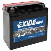 Аккумулятор 18Ah-12v Exide AGM (ETX20H-BS) (175х87х155) L, EN270